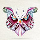 owl or butterfly? by Manoou