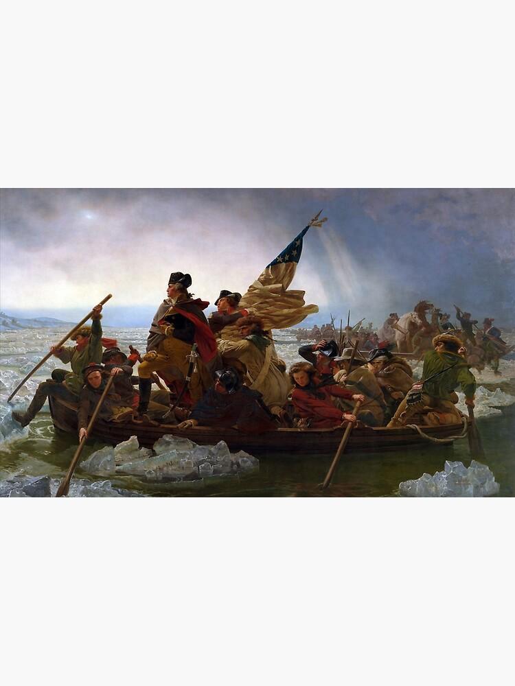 Washington Crossing the Delaware von churer