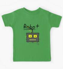 ROBOT Kids Tee