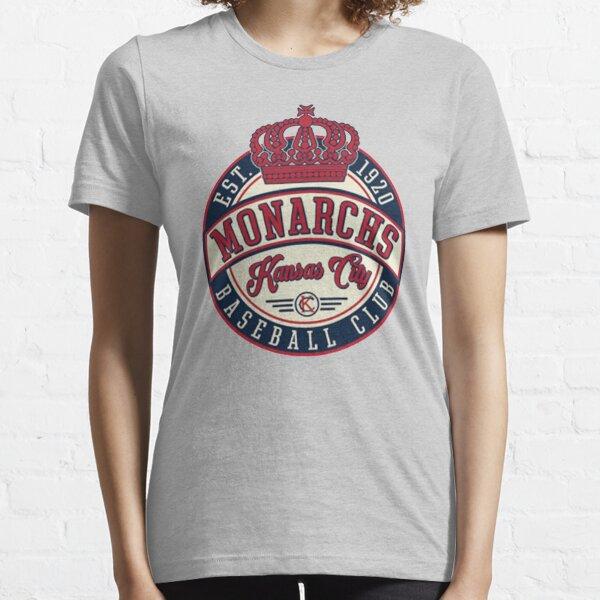 KC Monarchs- Negro Baseball League Retro Essential T-Shirt