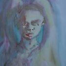 Hurt angel by Catrin Stahl-Szarka