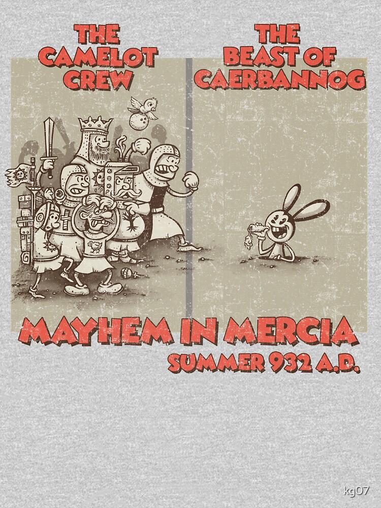 Mayhem in Mercia by kg07