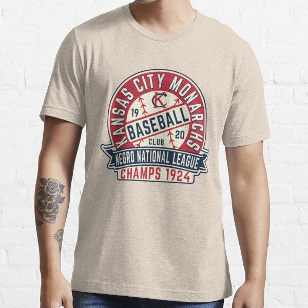 KC Monarchs- Negro National League 1924 Champs Essential T-Shirt