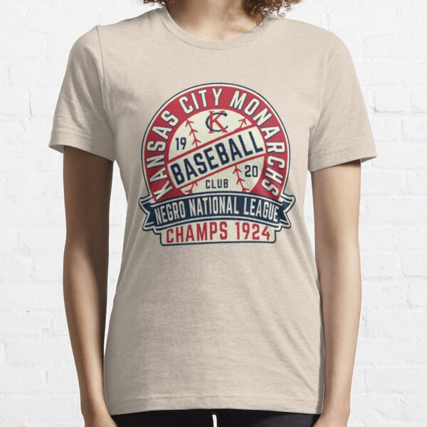 KC Monarchs- Negro National League 1924 Champs Essential T-Shirt