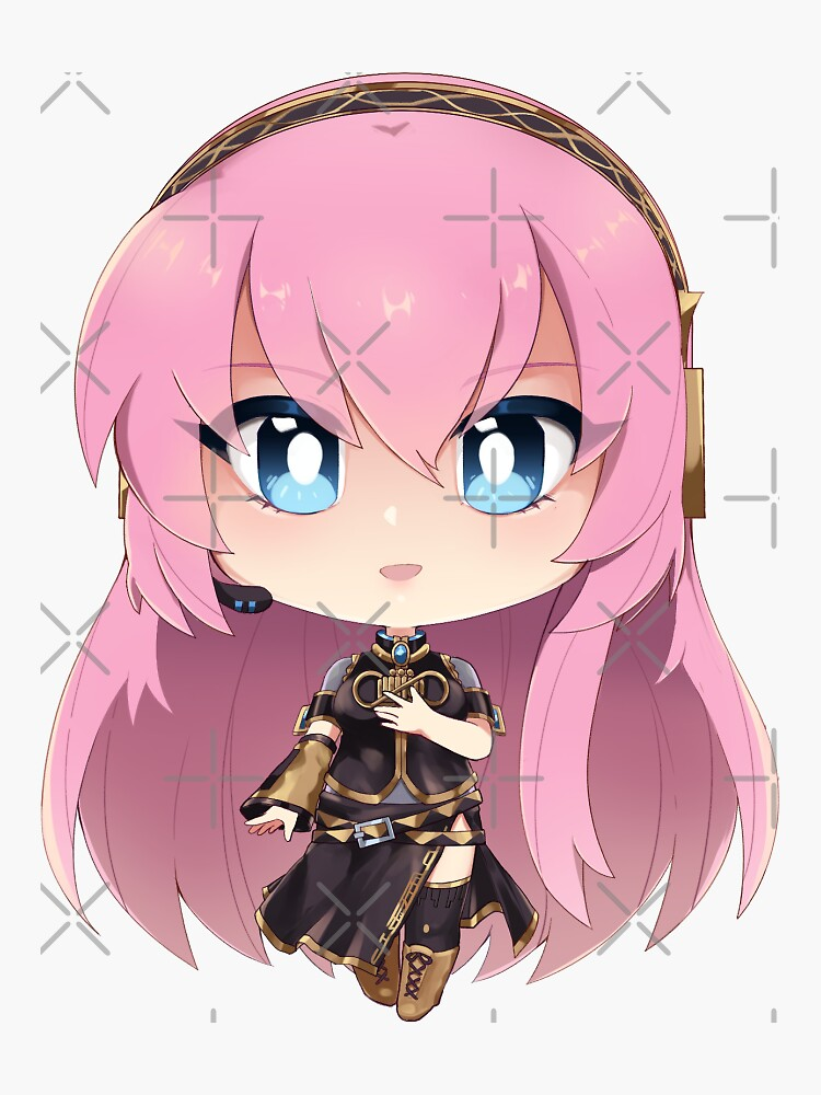 Vocaloid Luka by Chorvaqueen