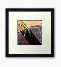 Urbex 11 Framed Print