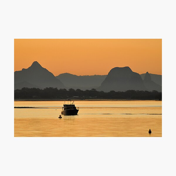 Tranquility - from Bribie Island  Photographic Print