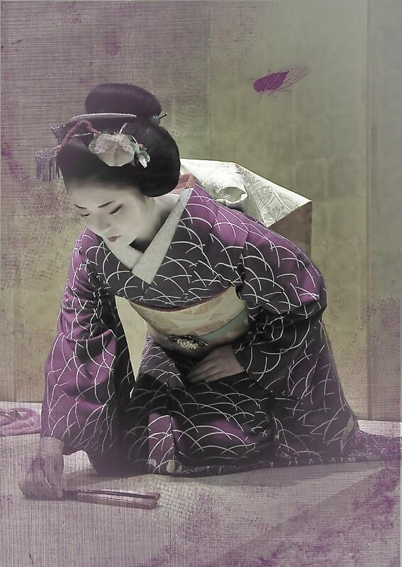 serie La cicala canta di notte,2011Japan by eshirin