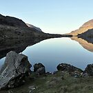 Gap of Dunloe, Killarney, Ireland, 2 by Pat Herlihy