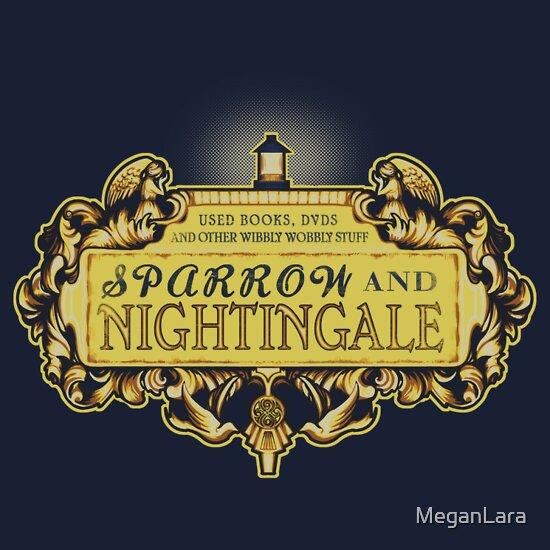 TShirtGifter presents: Sparrow & Nightingale