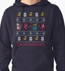 Winter Fantasy Pullover Hoodie