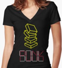 Patrick Stump Soul Punk Women's Fitted V-Neck T-Shirt
