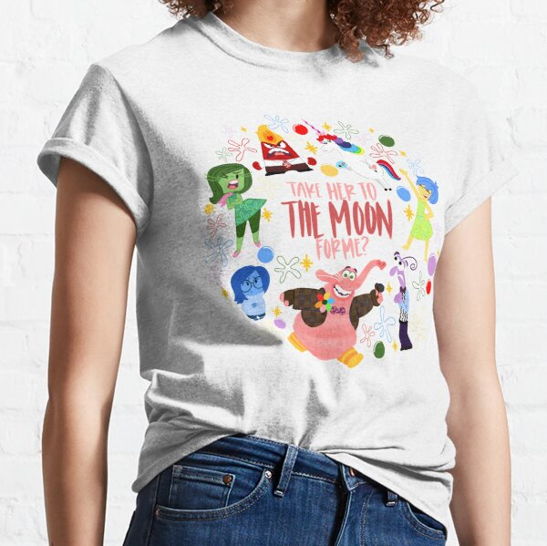Take Her to the Moon for Me? Classic T-Shirt