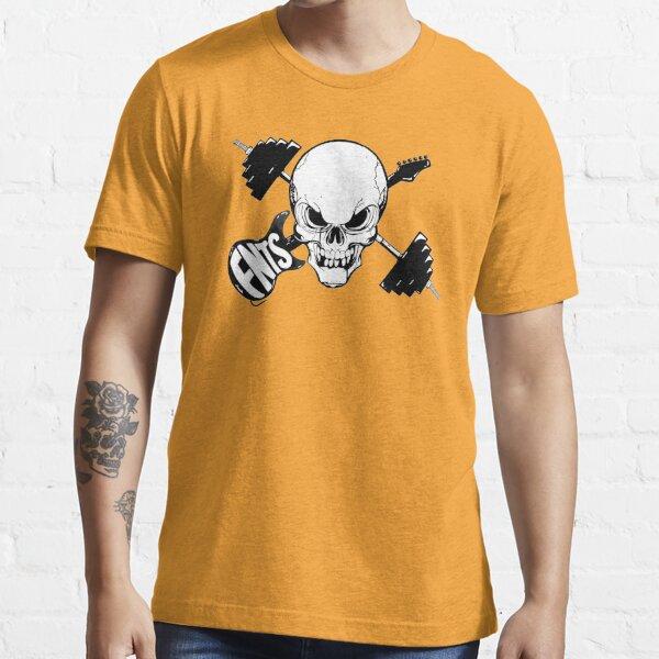 Skull Fitness RockStar Essential T-Shirt