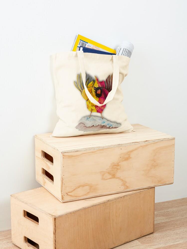 Alternate view of Cardinal Duality Tote Bag