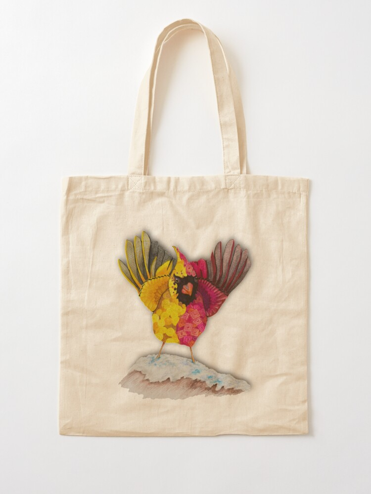 Alternate view of Cardinal Duality Tote Bag