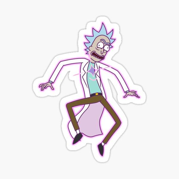 Soul Bond Rick Sticker
