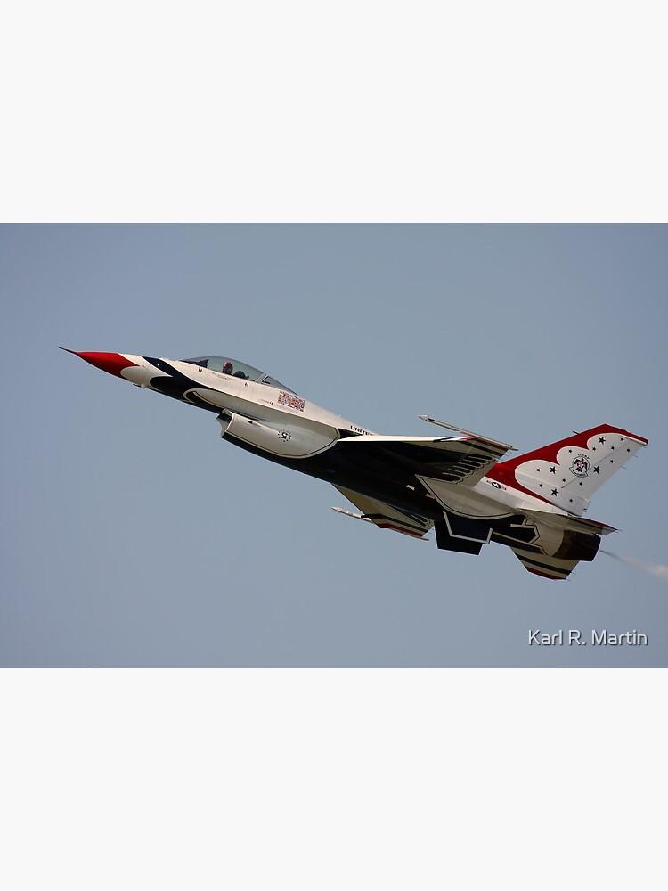 USAF Thunderbirds by SirEagle