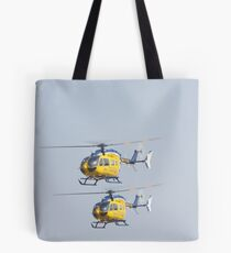 Life Flight Tote Bag