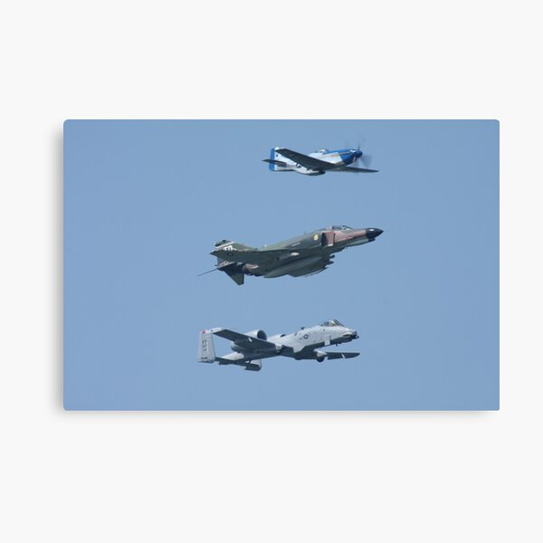 Heritage Flight Canvas Print