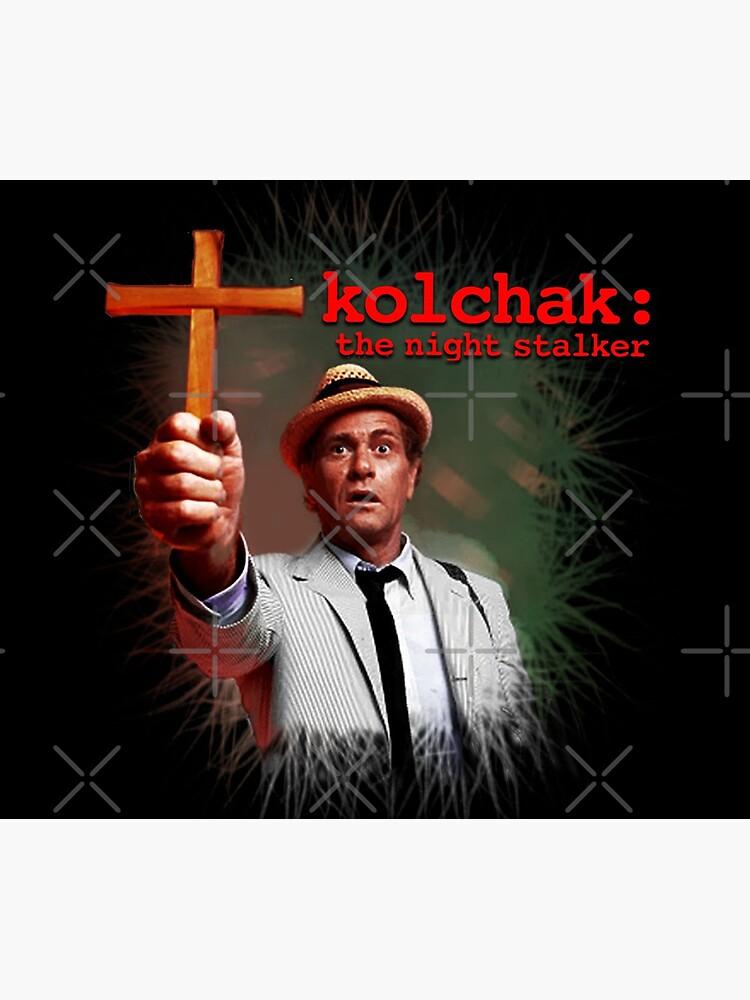 Carl Kolchak - The Night Stalker by Glennascaul