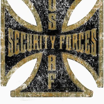 Iron Cross Security Forces by ZeroAlphaActual