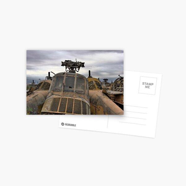 Scrapyard Postcard
