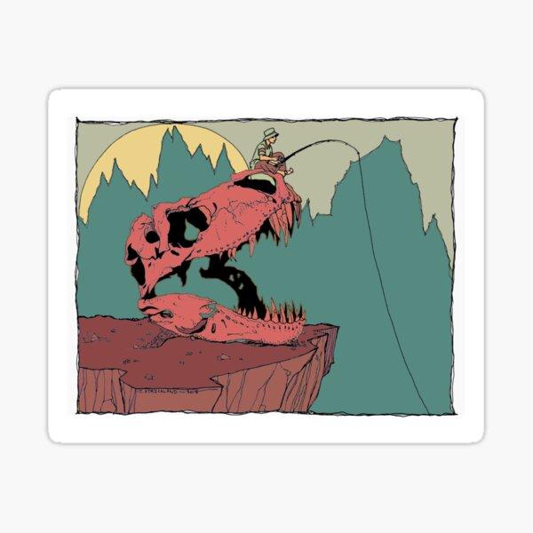 Paleo Piscine  Sticker