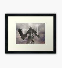 Calm Giant  Framed Print