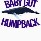 «Baby Got Humpback» de politedemon