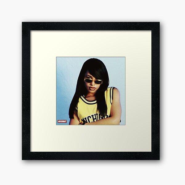 RnB Princess Framed Art Print