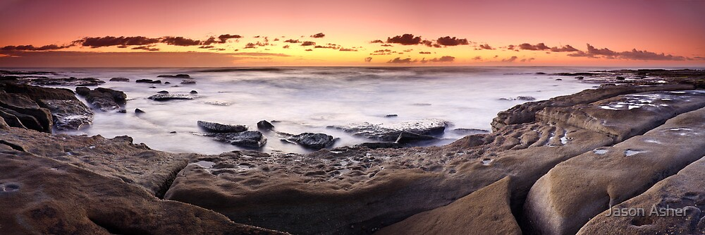 """Caloundra Dawn"" ∞ Caloundra, QLD - Australia by Jason Asher"