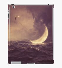 Savior of the moon iPad Case/Skin