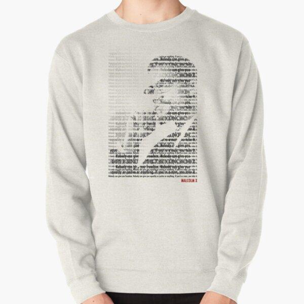 MALCOLM X Pullover Sweatshirt