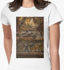 Crusty Women's Fitted T-Shirt
