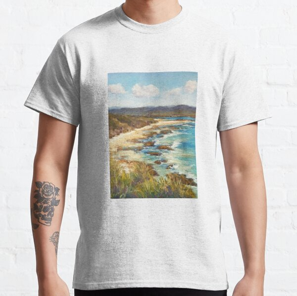 Kattang Nature Reserve view Classic T-Shirt