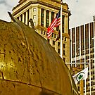 """""""The Sphere"""" sculpture - Battery Park- New York, New York by michael6076"""