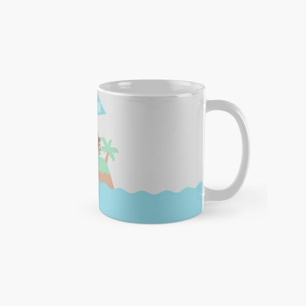 Animal Crossing: New Horizons--Tom, Timmy, and Tommy Classic Mug