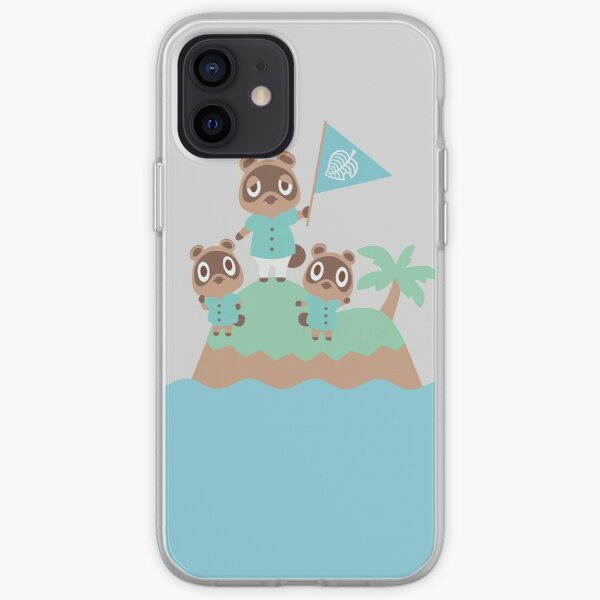 Animal Crossing: New Horizons--Tom, Timmy, and Tommy iPhone Soft Case