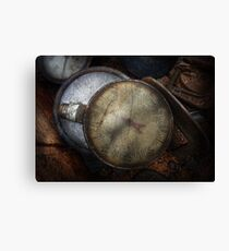 Steampunk - Gauge for sale Canvas Print