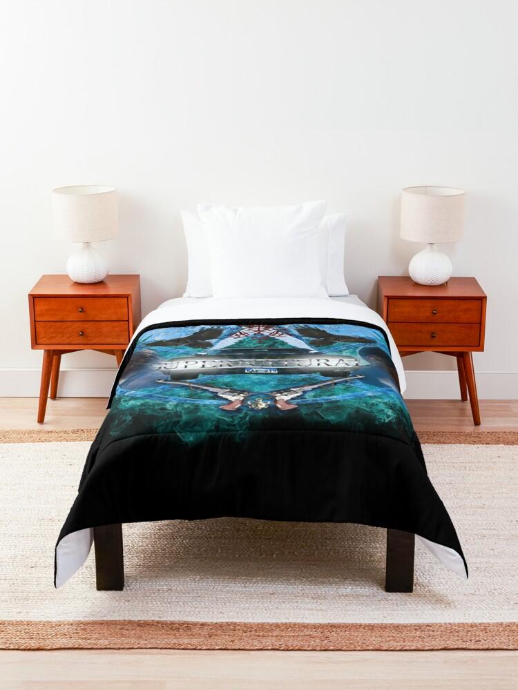 Alternate view of Supernatural Memory Comforter