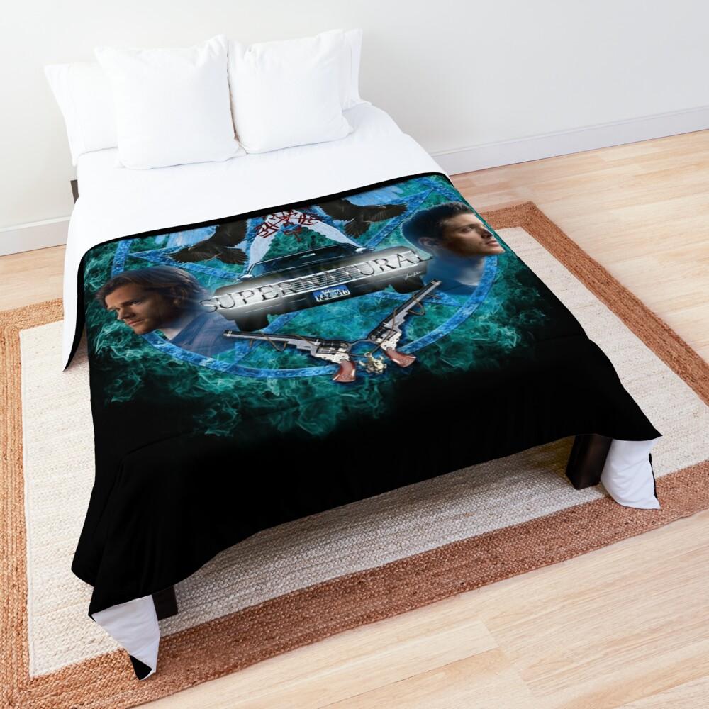 Supernatural Memory Comforter