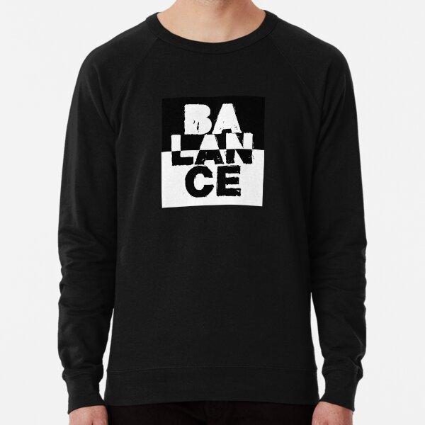 armin van buuren Black and White Balance Lightweight Sweatshirt