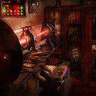 Steampunk - Photonic Experimentation by Michael Savad