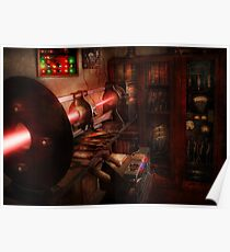 Steampunk - Photonic Experimentation Poster