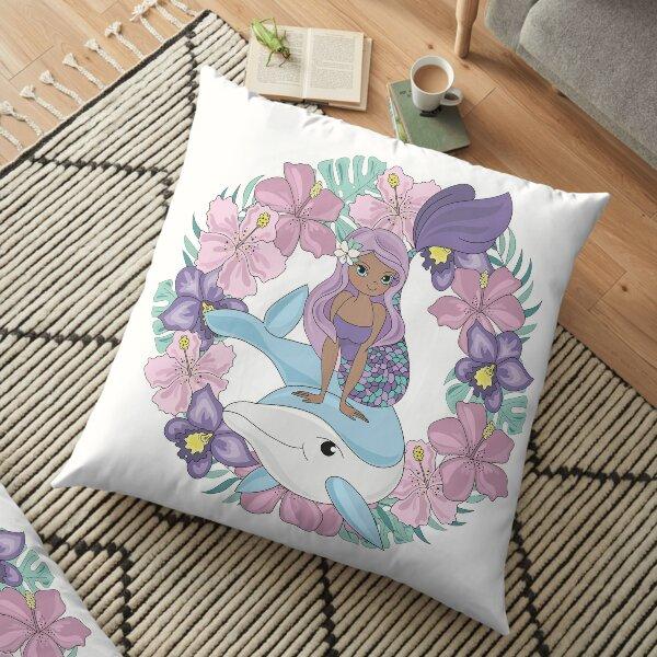 My lil fairy Floor Pillow