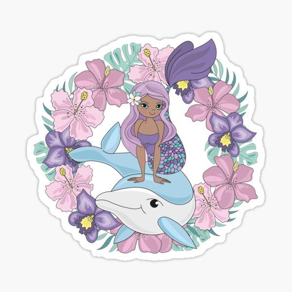 My lil fairy Sticker