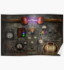 Steampunk - The Modulator Poster