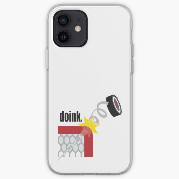 Hockey drôle Coque souple iPhone
