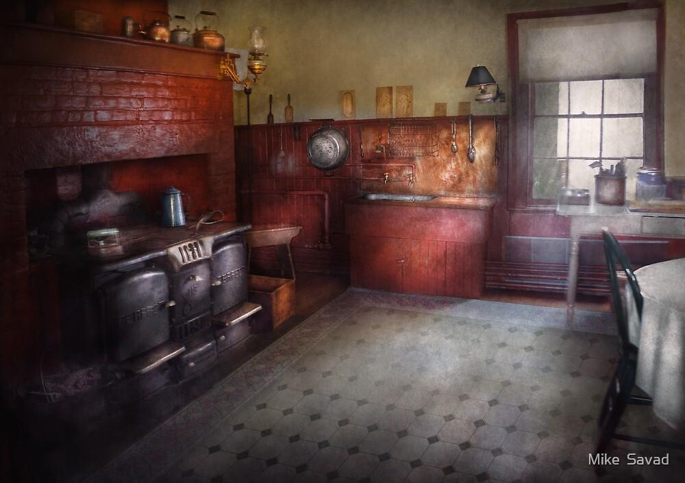 Kitchen - Storybook cottage kitchen by Michael Savad